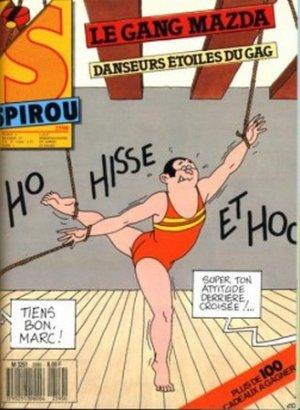 Album Spirou (recueil) # 2590