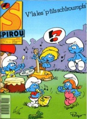 Le journal de Spirou # 2595