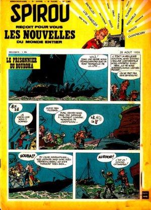 Album Spirou (recueil) # 1063