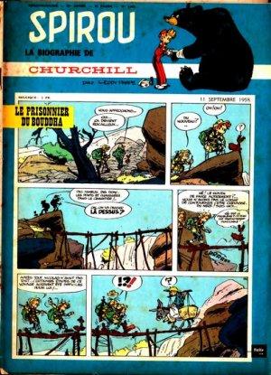 Album Spirou (recueil) # 1065