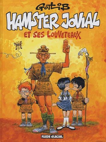 Hamster Jovial et ses louveteaux édition Réédition