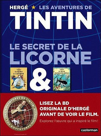 Les aventures de Tintin # 1 intégrale