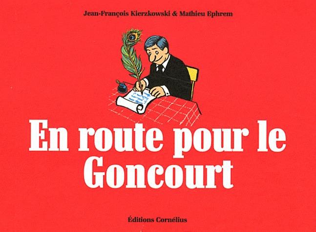 En route pour le Goncourt édition simple