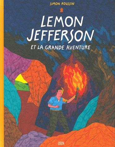 Lemon Jefferson et la grande aventure édition simple