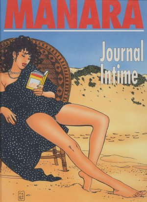 Journal intime édition Simple
