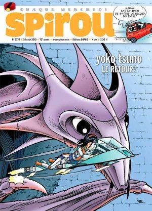 Le journal de Spirou # 3776