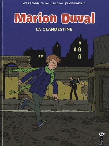 Marion Duval 20 - La Clandestine