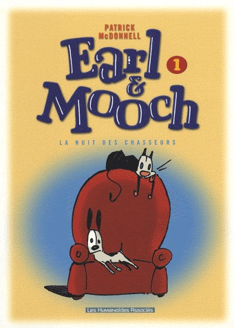 Earl & Mooch édition Simple 2007