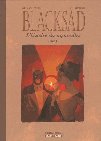 Blacksad - L'histoire des aquarelles
