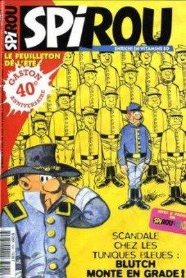 Le journal de Spirou # 3091