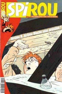 Le journal de Spirou # 3092
