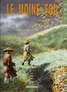 Le moine fou édition reedition