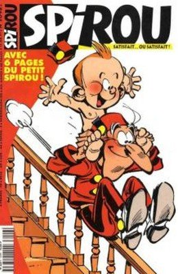 Album Spirou (recueil) # 3096