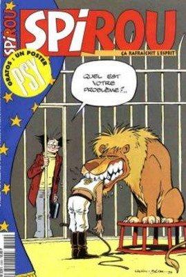 Le journal de Spirou # 3099
