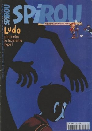 Album Spirou (recueil) # 3116