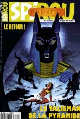 Album Spirou (recueil) # 3121
