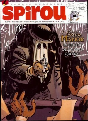 Album Spirou (recueil) # 3840