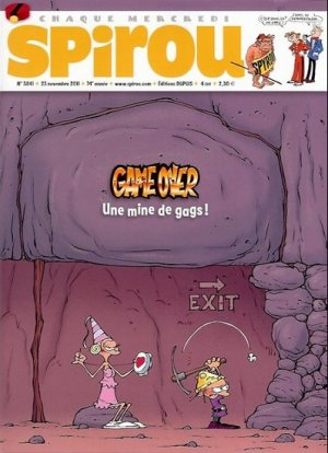Album Spirou (recueil) # 3841