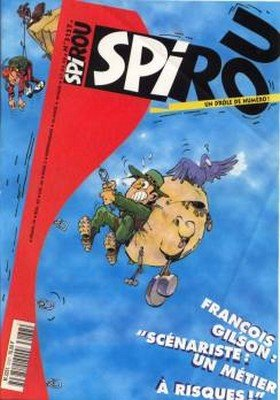 Album Spirou (recueil) # 3137