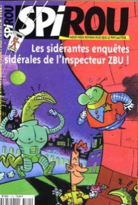Album Spirou (recueil) # 3144