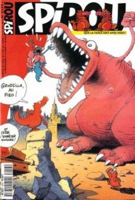 Le journal de Spirou # 3153