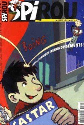 Album Spirou (recueil) # 3155