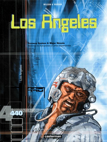 Los Angeles édition Simple
