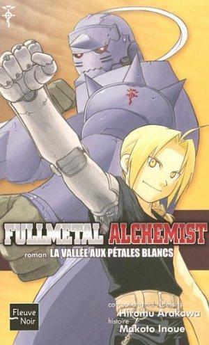 couverture, jaquette Fullmetal Alchemist 3  (Fleuve Noir)