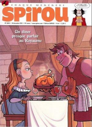 Le journal de Spirou # 3844