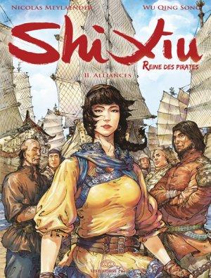 Shi Xiu, reine des pirates T.2