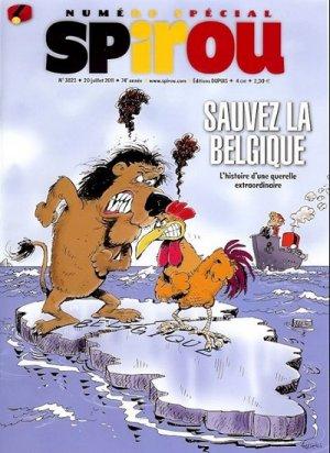 Album Spirou (recueil) # 3823
