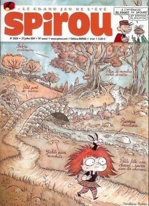 Le journal de Spirou # 3824