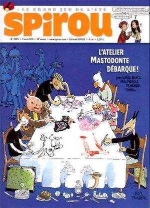 Album Spirou (recueil) # 3825