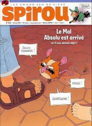 Le journal de Spirou # 3826