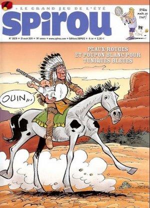 Le journal de Spirou # 3829