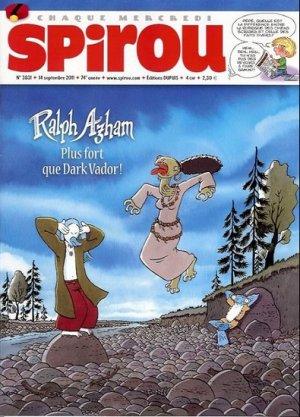 Le journal de Spirou # 3831