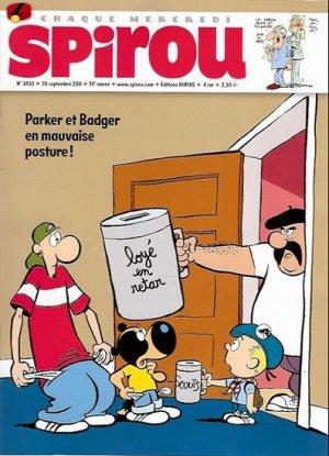 Le journal de Spirou # 3833