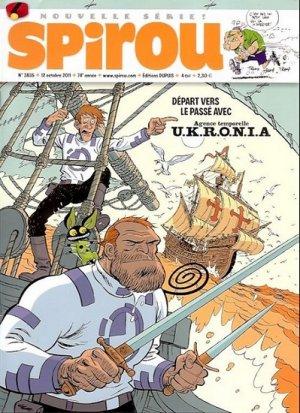 Le journal de Spirou # 3835