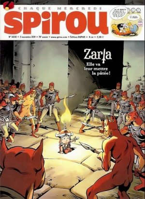 Le journal de Spirou # 3838