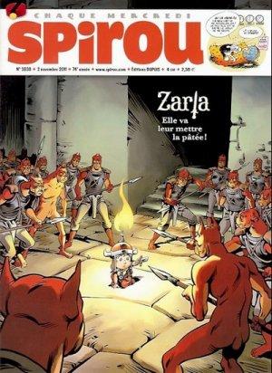 Album Spirou (recueil) # 3838
