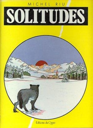 Solitudes édition Simple