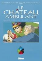 couverture, jaquette Le Château Ambulant 3 VOLUMES (Glénat Manga)