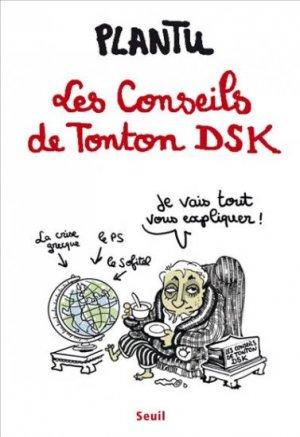 Les Conseils de Tonton DSK édition Simple