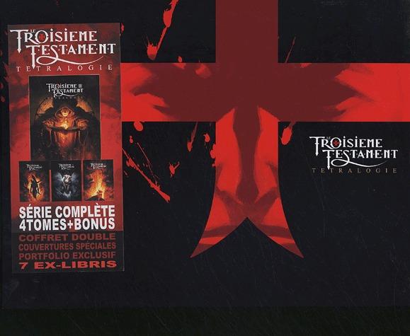 Le troisième testament édition Coffret
