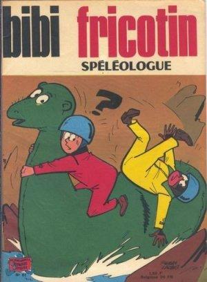 Bibi Fricotin édition Réédition
