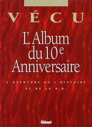Vécu - L'album du 10e anniversaire édition Simple