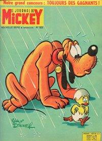 Le journal de Mickey 523