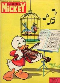 Le journal de Mickey 525