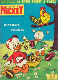 Le journal de Mickey 568