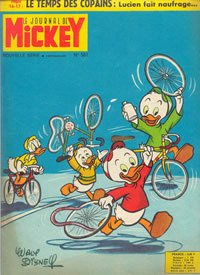 Le journal de Mickey 581